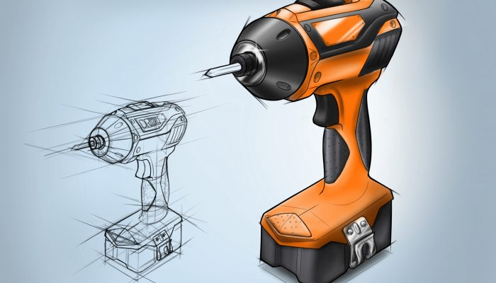 Drill Sketch